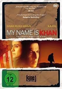My Name Is Khan [Alemania] [DVD]: Amazon.es: Shah Rukh