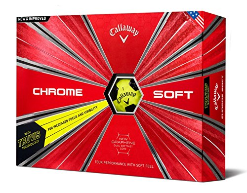 golf balls recycled callaway chrome soft buyer's guide