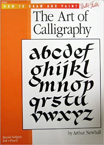 the art of calligraphy special subjects ink pencil ht227 how to draw and paint