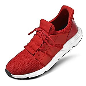 Zicac Men's Fashion Sports Shoes Trail Running Shoes Outdoor Breathable Non-Slip Easy Walking Athletic Casual Sneakers