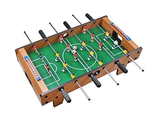ISO TRADE Grand Baby-Foot - Jeu de Football à 18 Joueurs #1564