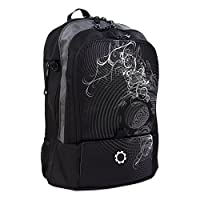 DadGear Backpack Diaper Bag - Concentric Circles