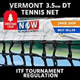 Tennis Net - 3.5mm Double Top *Highest/Best Grade of Tennis Net Available*
