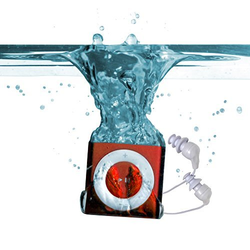 underwater-audio-waterproof-ipod-swimbuds-bundle-red