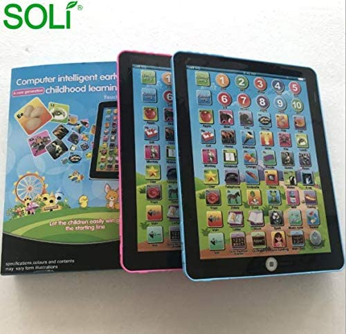 My Very Own Learning Pad Amazon Toddler Interactive Learning Pad With Games For Fun Learning. Touch Pad With Alphabet, Number, Reading Songs And Games For Hours Of Learning. Great Gift.