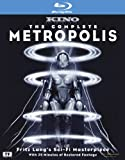 The Complete Metropolis [Blu-ray]