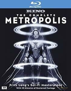 The Complete Metropolis [Blu-ray]