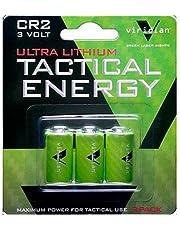Viridian CR2 3v Lithium Battery (3-pack)