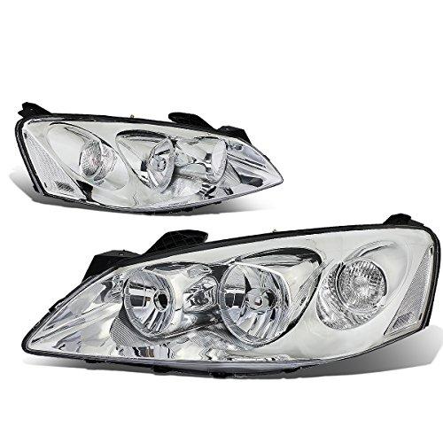09 pontiac g6 headlight assembly - 4