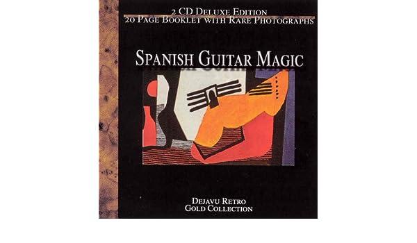 Gold Col. - Spanish Guitar Magic: Various Artists: Amazon.es ...