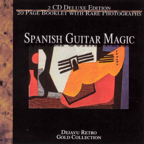Spanish Guitar Magic (Spanish Guitar Magic)