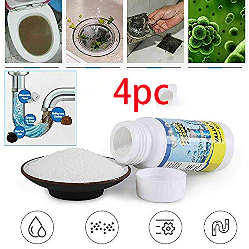 Foam Cleaner - 2019 Powerful Sink & Drain New Multifunctional Quick Foam Toilet Cleaner(4PC)