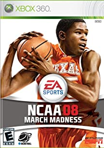 Amazon.com: NCAA March Madness 08 - Xbox 360: Artist Not