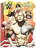 wwe coloring - WWE Coloring & Activity Book Includes 30 Stickers By Bendon Books