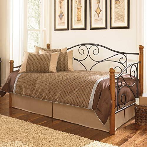 home, kitchen, furniture, bedroom furniture, beds, frames, bases,  beds 10 on sale Fashion Bed Group Doral Complete Metal Daybed with promotion