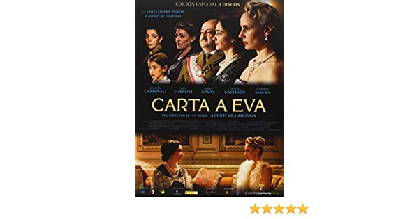 Edición Especial Digipack: Carta A Eva + La Sombra De Evita ...