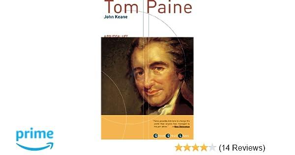 Amazon com: Tom Paine: A Political Life (Grove Great Lives