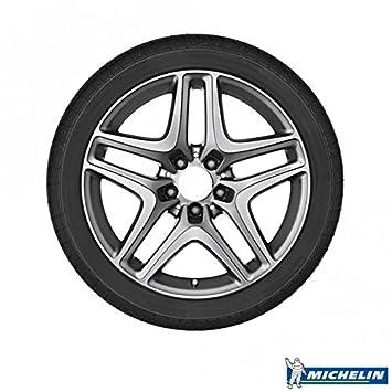 SLK clase de verano Completo juego de ruedas de Michelin Pilot Sport PS2 Mo R172 18 pulgadas palladiumsilber: Amazon.es: Coche y moto