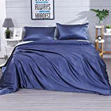 Cal King Vs King Comforter Size LilySilk 100 Real Natural Silk Duvet Cover Cal King 22 Momme Contrast Color Luxury Home Decoration Soft Comfortable