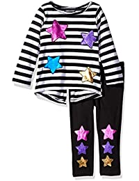 Limited Too Girls' Fashion Top and Legging Set (More...