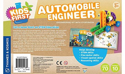 51OJXgKscjL - Kids First Thames & Kosmos Automobile Engineer