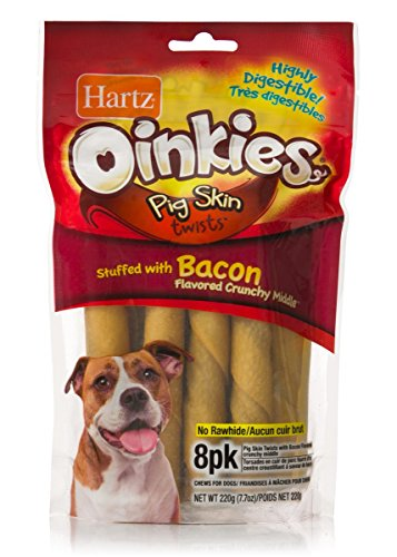 Hartz Count Oinkies Filled Twists product image