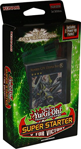 Yu-Gi-Oh! Super Starter: V for Victory Deck