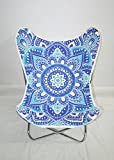 New butterfly chair Cotton Mandala butterfly chair Cover butterfly chair frame