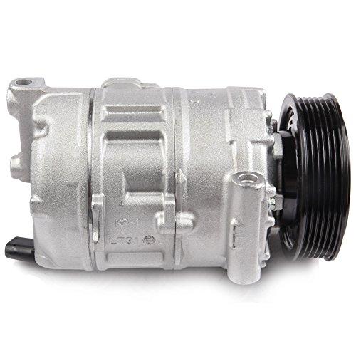 Passat A/c Compressor - SCITOO Compatible with A/C Compressor Fits 12-15 Volkswagen Beetle 1.8L 2.0L 09-15 CC 12-13 Golf GTI