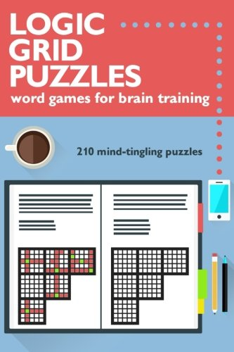- Logic Grid Puzzles: Word Games for Brain Training