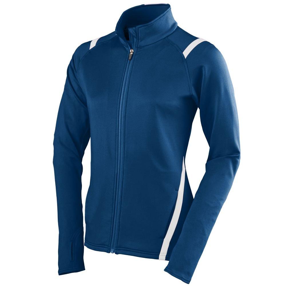 Augusta Sportswear Women's Freedom Jacket, Navy/White, Small