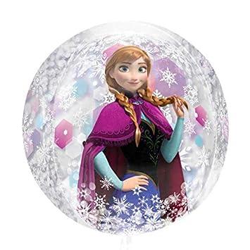 COOLMP - Lote de 12 Globos Redondos de Frozen - Talla única ...