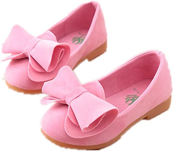 Kids Child Fashion Sneaker Bow Casual