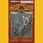 Cave of the Dark Wind: A Never Land Adventure | Dave Barry, Ridley Pearson