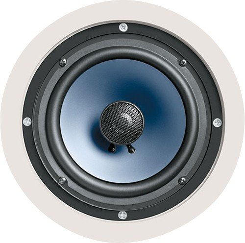 Polk Audio RC60i 2-Way In-Ceiling  Speakers (Pair, White)