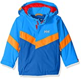 Helly Hansen Kids Legacy Insulated Jacket, Racer Blue, Size 3