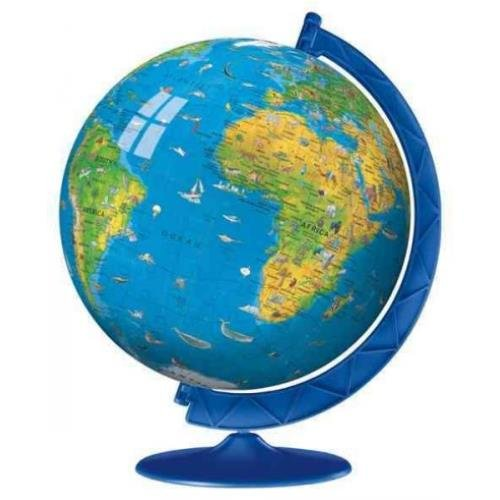 Ravensburger 3D Puzzle: Childrens Globe