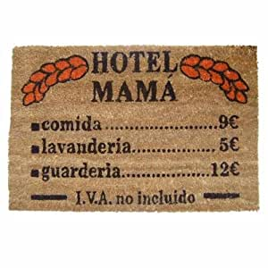 Felpudo 40x60 antideslizante hotel mama