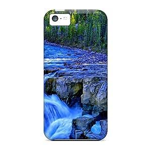 Fxo15875lUev Cases Covers Sunwapta Fallscanada Iphone 5c Protective Cases