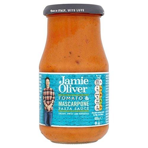 Jamie Oliver Tomato & Mascarpone Pasta Sauce 400g - Pack of 6