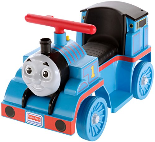 Image of the Power Wheels Thomas & Friends, Thomas with Track [Amazon Exclusive]