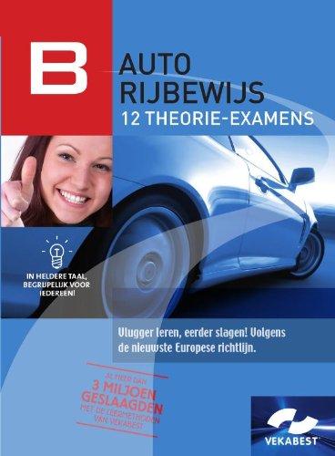 Auto rijbewijs B: 12 theorie-examens Auto rijbewijs B: 12 theorie-examens