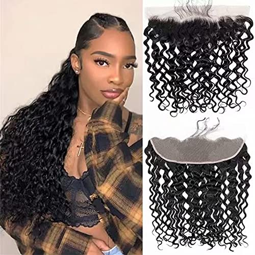 Maxine 100% Human ! Super beauty product restock quality top! Lowest price challenge Hair Unprocessed Frontal Water Brazilian Lace