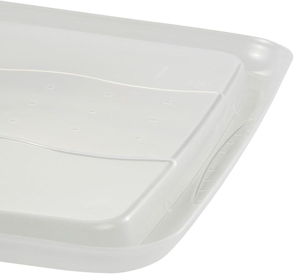 OKT 2053516 Couvercle pour Bo/îte Stack/&Go Plastique Transparent 15 L