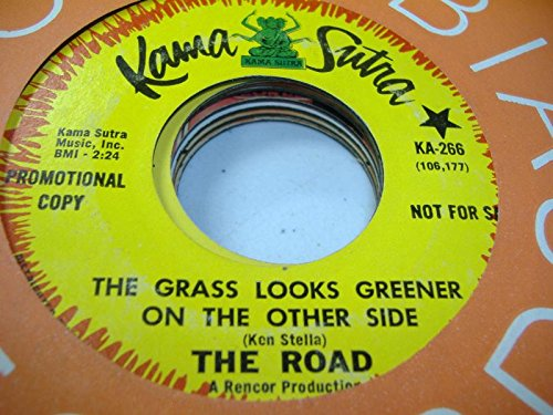 THE ROAD 45 RPM The Grass Looks Greener On The Other Side / In Love