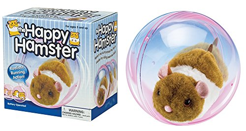 (Westminster Happy Hamster/Ball)