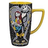 Disney Store Jack Skellington and Sally Coffee Mug Cup Nightmare Before Christmas