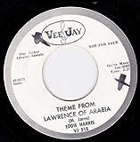 Theme From Lawrence Of Arabia/Yea Yea Yea (VG DJ 45 rpm)