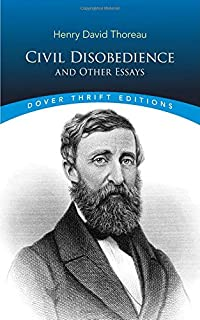 com civil disobedience henry david  civil disobedience and other essays dover thrift editions