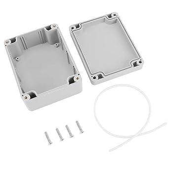 Caja de empalmes con accesorios,Fydun resistente al agua IP65 ABS ...